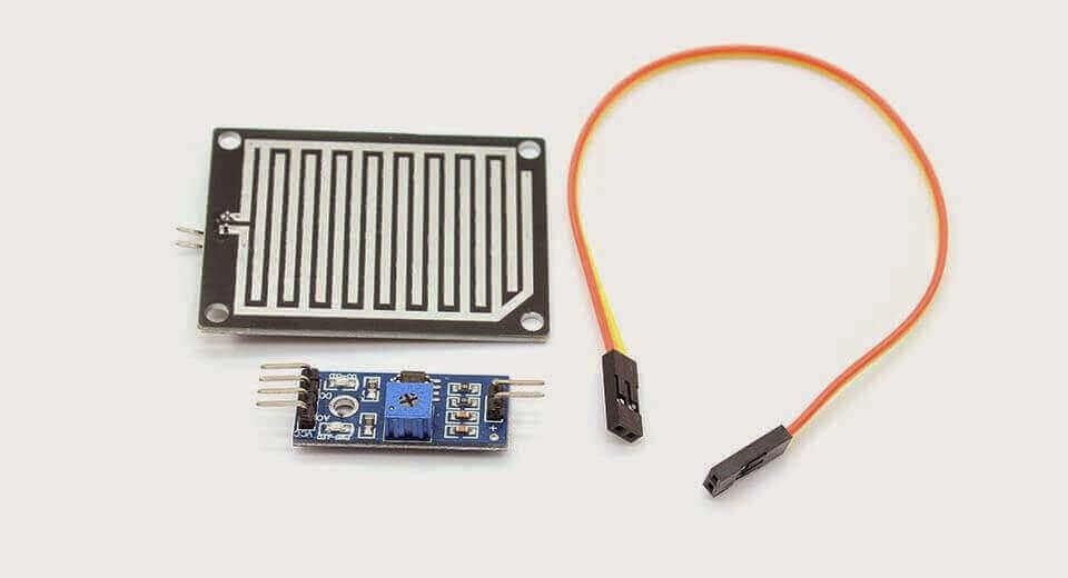 Arduino Yağmur Sensörü Kullanımı
