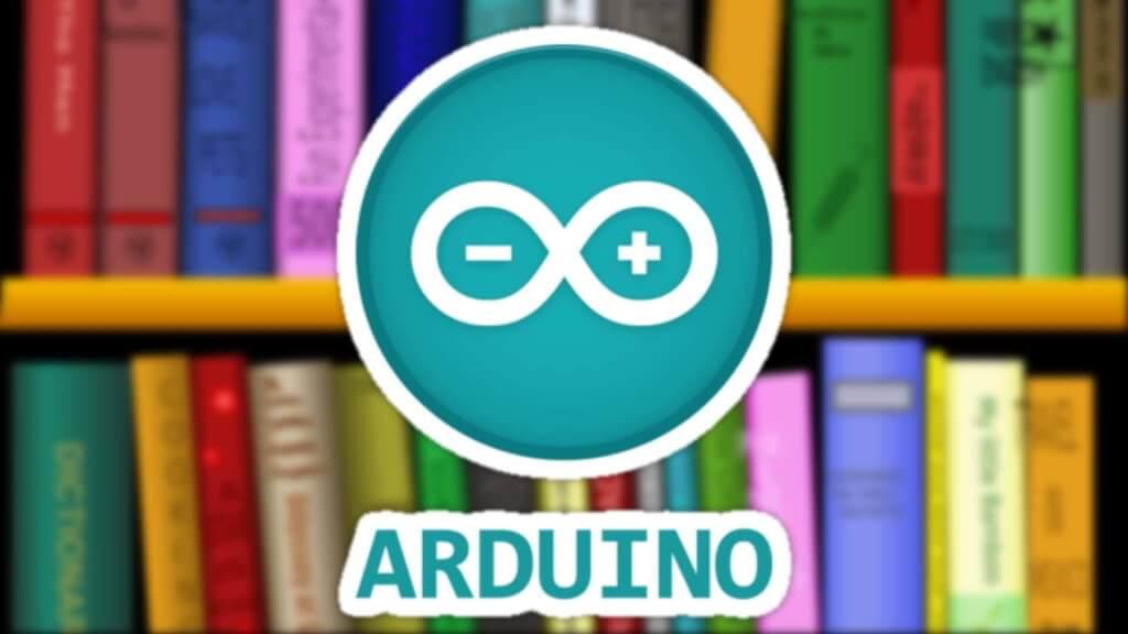 Arduino Kütüphane Ekleme İşlemi