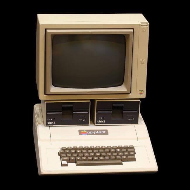 Apple 2 bilgisayarı