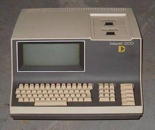 Datapoint 2200 bilgisayarı