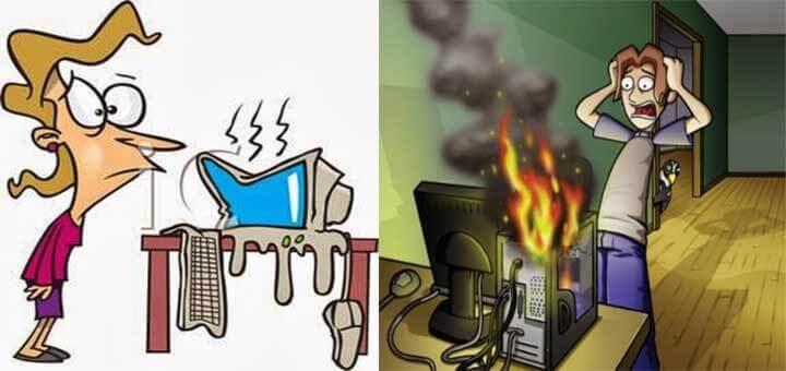 Photo of PC'nizin Aşırı Isınma Sorununa Karşı Alınabilecek Önlemler