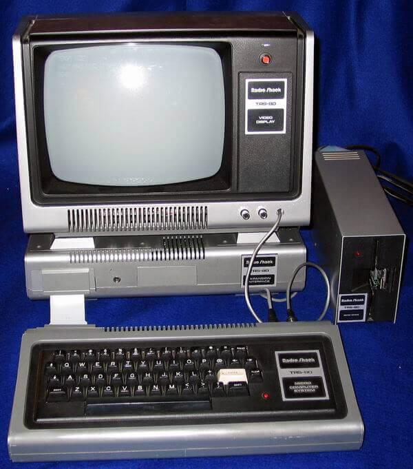 TRS-80 bilgisayarı