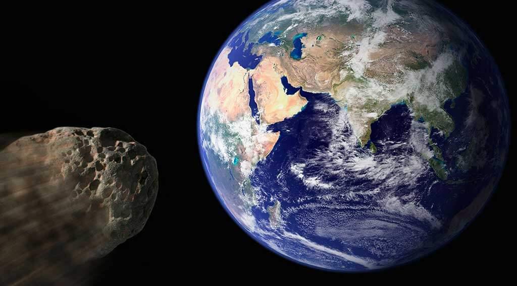 260 metre çapındaki asteroid