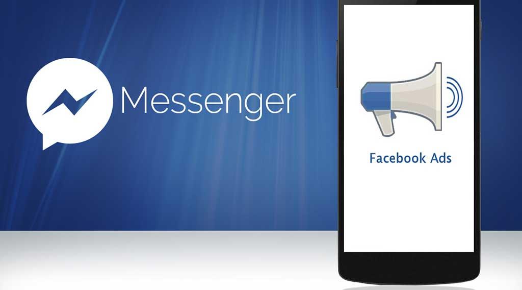 Messenger ads reklamları
