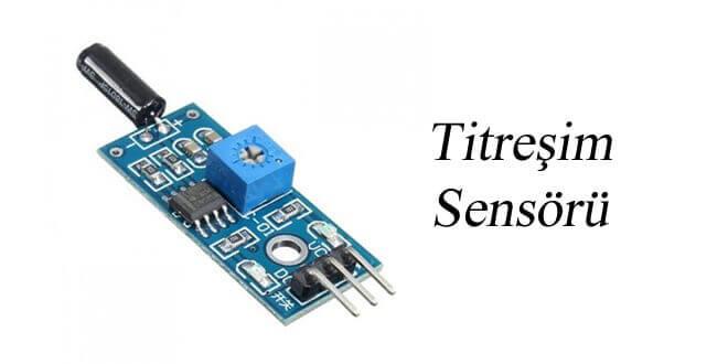 Arduino deprem sensörü