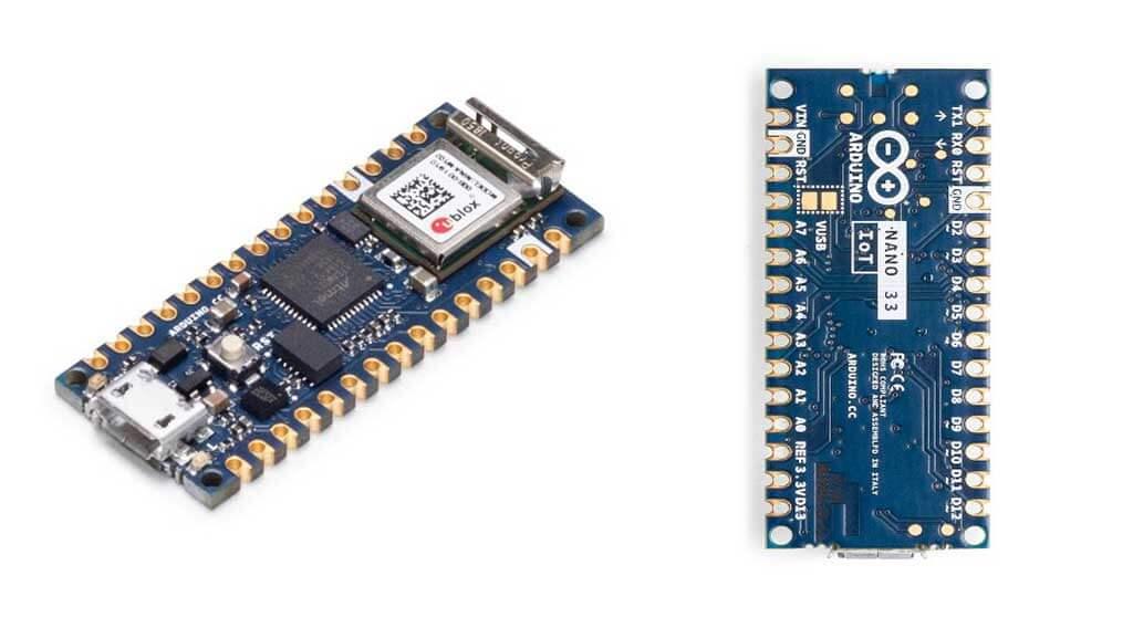 Photo of Arduino Ailesine İki Yeni Üye, Arduino Nano 33 ioT ve Arduino Nano Every